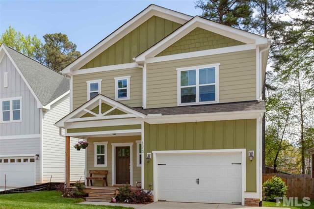 173 Pineland Circle, Raleigh, NC 27606 (#2185635) :: The Jim Allen Group