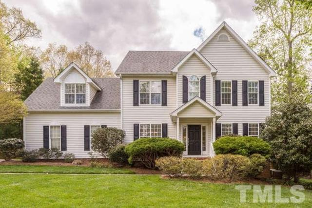 7745 Matherly Drive, Wake Forest, NC 27587 (#2185647) :: The Jim Allen Group