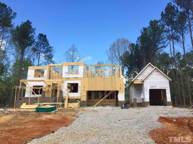 370 Glamorgan Drive #19, Clayton, NC 27527 (#2185650) :: The Abshure Realty Group