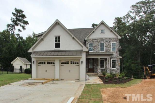 2809 Trevi Fountain Place, Wake Forest, NC 27587 (#2185679) :: Rachel Kendall Team