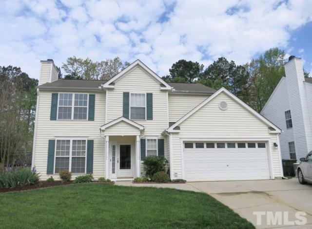 9311 Erinsbrook Drive, Raleigh, NC 27617 (#2185684) :: Raleigh Cary Realty