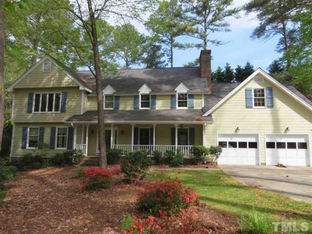 122 Loch Haven Lane, Cary, NC 27518 (#2185700) :: Raleigh Cary Realty