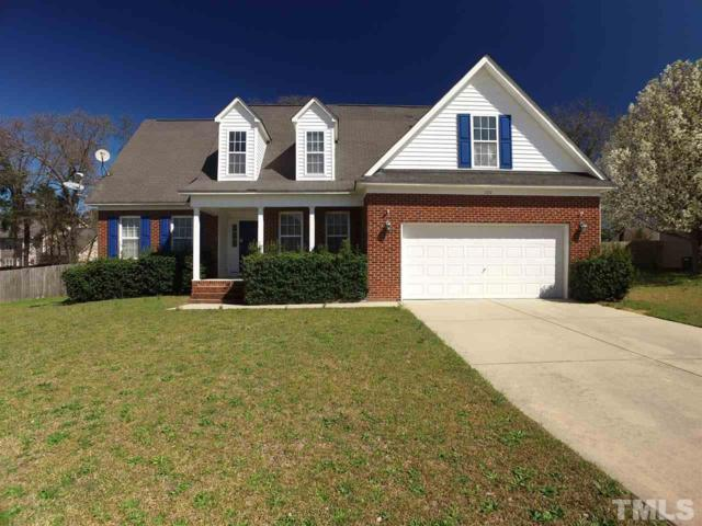 100 Union Circle, Lillington, NC 27546 (#2185707) :: Raleigh Cary Realty