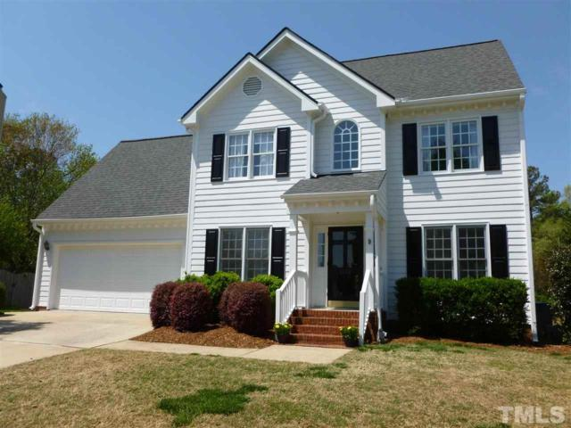 2108 Battery Wagner Drive, Apex, NC 27523 (#2185724) :: The Abshure Realty Group