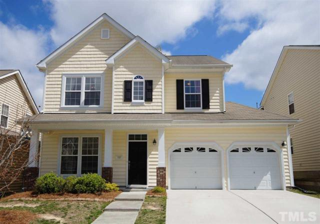 810 Shefford Town Drive, Rolesville, NC 27571 (#2185730) :: Raleigh Cary Realty
