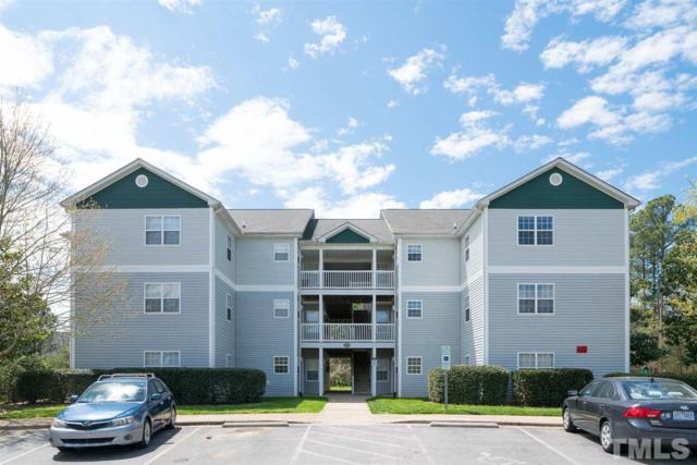 3730 Pardue Woods Place #102, Raleigh, NC 27603 (#2185746) :: Better Homes & Gardens | Go Realty