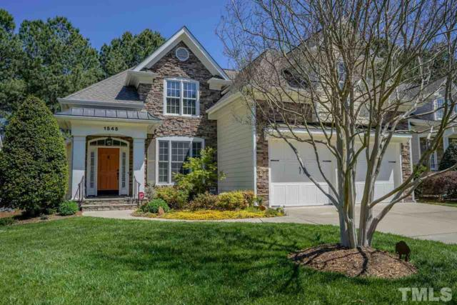 1545 Heritage Links Drive, Wake Forest, NC 27587 (#2185757) :: Rachel Kendall Team, LLC