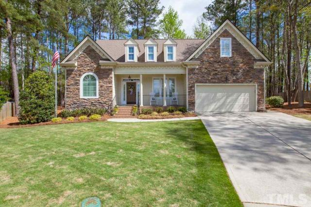 105 Chantilly Court, Apex, NC 27502 (#2185758) :: Rachel Kendall Team, LLC