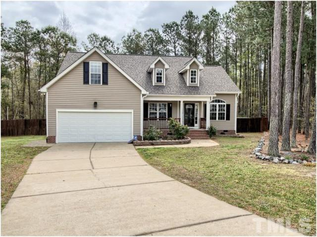 95 Spicetree Court, Youngsville, NC 27596 (#2185763) :: The Jim Allen Group