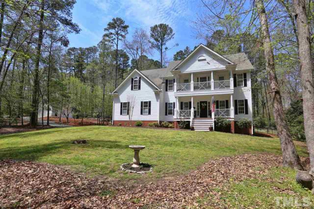 191 Wild Rose Lane, Pittsboro, NC 27312 (#2185773) :: RE/MAX Real Estate Service