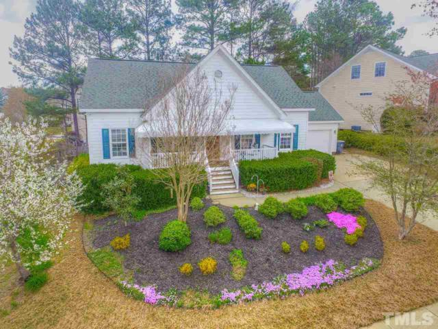 1102 Towhee Drive, Apex, NC 27502 (#2185831) :: The Abshure Realty Group