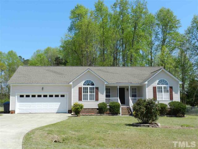 46 Roping Horn Way, Willow Spring(s), NC 27592 (#2185856) :: Rachel Kendall Team, LLC
