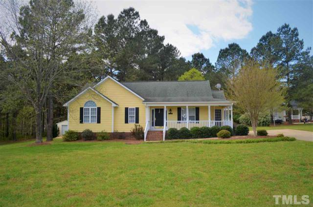 100 Yorkbury Drive, Clayton, NC 27527 (#2185858) :: The Jim Allen Group