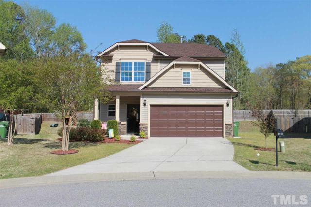 2720 Rindlewood Court, Fuquay Varina, NC 27526 (#2185863) :: Better Homes & Gardens | Go Realty