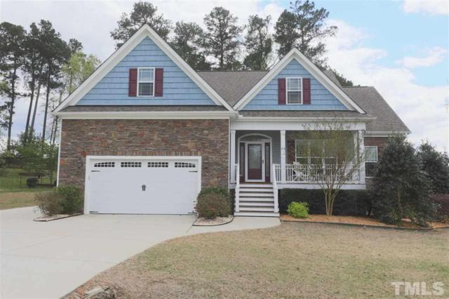 63 N Sunset Ridge Drive, Willow Spring(s), NC 27592 (#2185871) :: The Abshure Realty Group