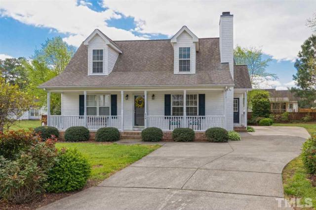 628 Groveton Trail, Wake Forest, NC 27587 (#2185886) :: The Jim Allen Group