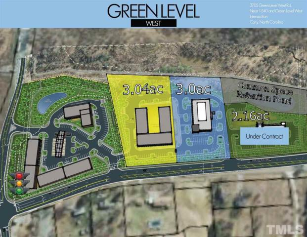 0 Green Level West Road, Apex, NC  (#2185890) :: M&J Realty Group