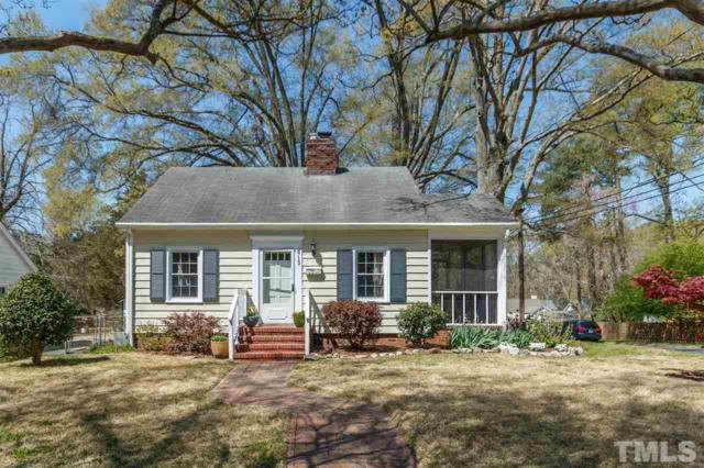 2713 Shenandoah Avenue, Durham, NC 27704 (#2185897) :: Raleigh Cary Realty