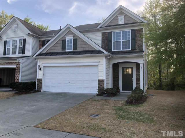 500 Dyersville Drive, Morrisville, NC 27560 (#2185990) :: The Jim Allen Group