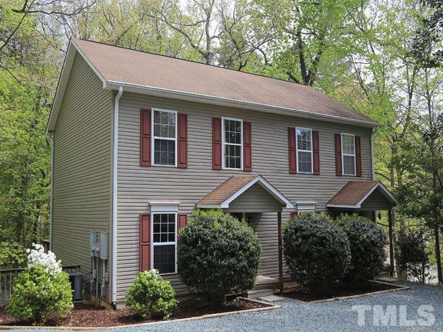 195 Severin Street A & B, Chapel Hill, NC 27516 (#2185991) :: Better Homes & Gardens | Go Realty