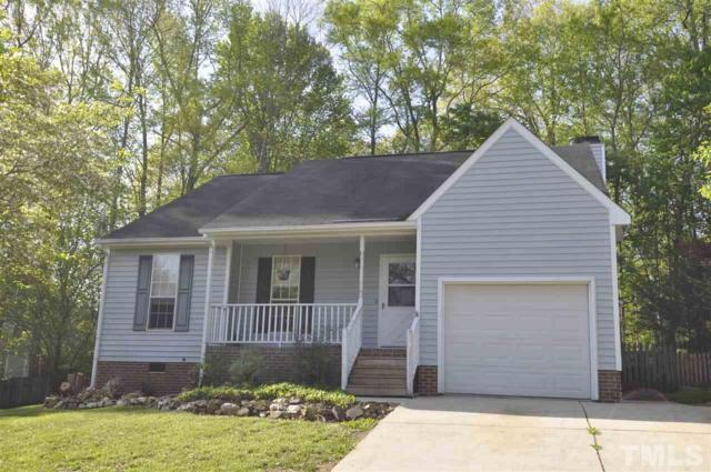 341 Wolfbridge Road, Holly Springs, NC 27540 (#2185999) :: Better Homes & Gardens | Go Realty