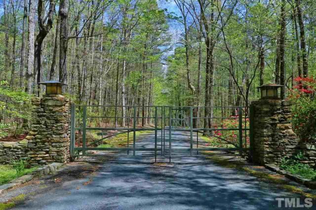 7400 Talbryn Way, Chapel Hill, NC 27516 (#2186015) :: Better Homes & Gardens | Go Realty