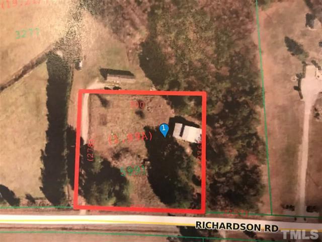 2519 Richardson Road, Zebulon, NC 27597 (#2186032) :: Raleigh Cary Realty