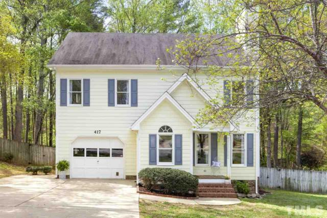 417 Cottonwood Lane, Holly Springs, NC 27540 (#2186038) :: Rachel Kendall Team, LLC
