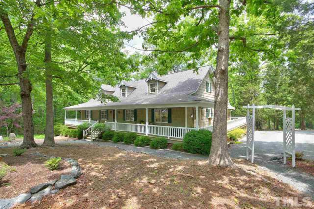 3103 Gait Way, Chapel Hill, NC 27516 (#2186058) :: Better Homes & Gardens | Go Realty