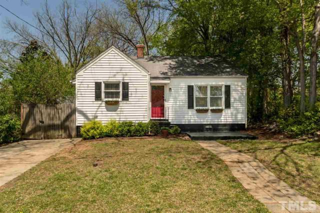 1205 E Hargett Street, Raleigh, NC 27610 (#2186077) :: Raleigh Cary Realty