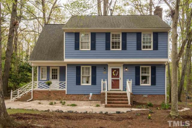 400 Old Fox Trail, Durham, NC 27713 (#2186086) :: The Abshure Realty Group