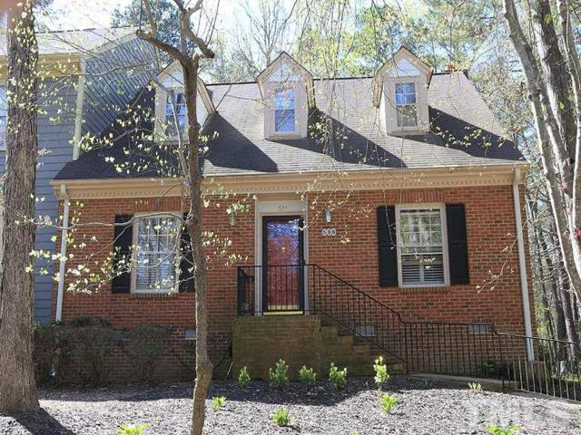 536 Weathergreen Drive, Raleigh, NC 27615 (#2186087) :: Rachel Kendall Team, LLC