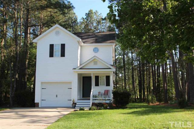 1002 Tawana Court, Knightdale, NC 27545 (#2186092) :: The Jim Allen Group