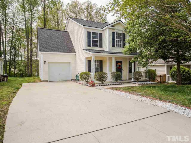 504 Homestead Park Drive, Apex, NC 27502 (#2186094) :: The Abshure Realty Group