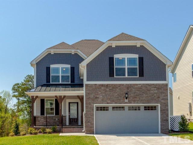 1213 Governess Lane, Morrisville, NC 27560 (#2186117) :: The Abshure Realty Group