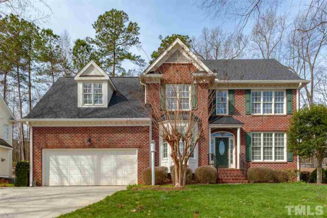301 Hassellwood Drive, Cary, NC 27518 (#2186119) :: The Jim Allen Group