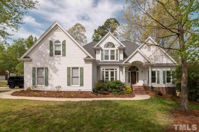 101 Haywood Hall Lane, Cary, NC 27519 (#2186122) :: Better Homes & Gardens   Go Realty