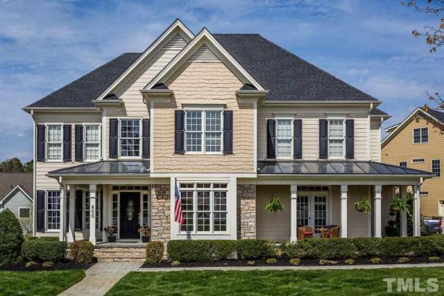 800 Middlefield Hill Court, Cary, NC 27519 (#2186123) :: The Jim Allen Group