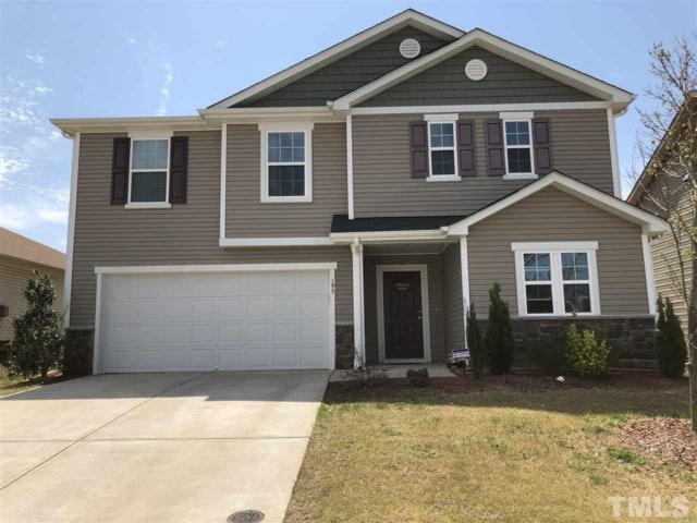 195 Plymouth Drive, Clayton, NC 27520 (#2186139) :: The Abshure Realty Group