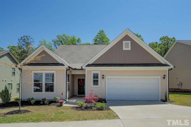 235 Clubhouse Drive, Youngsville, NC 27596 (#2186171) :: The Abshure Realty Group