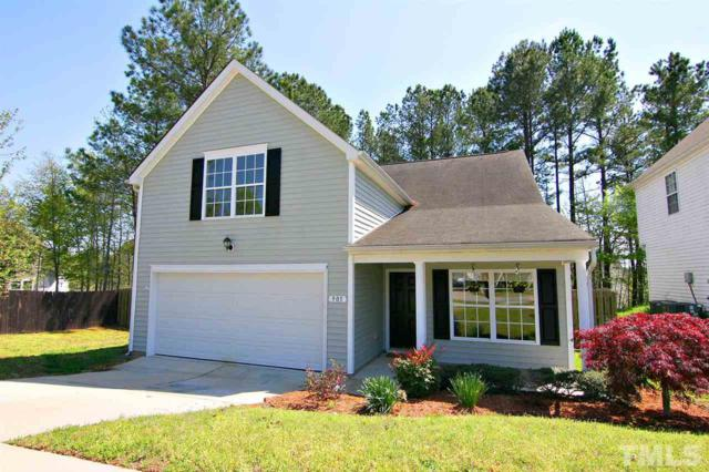905 Avent Meadows Lane, Holly Springs, NC 27540 (#2186174) :: The Jim Allen Group