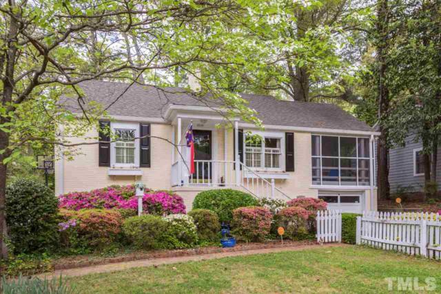 2506 Van Dyke Avenue, Raleigh, NC 27607 (#2186184) :: Marti Hampton Team - Re/Max One Realty