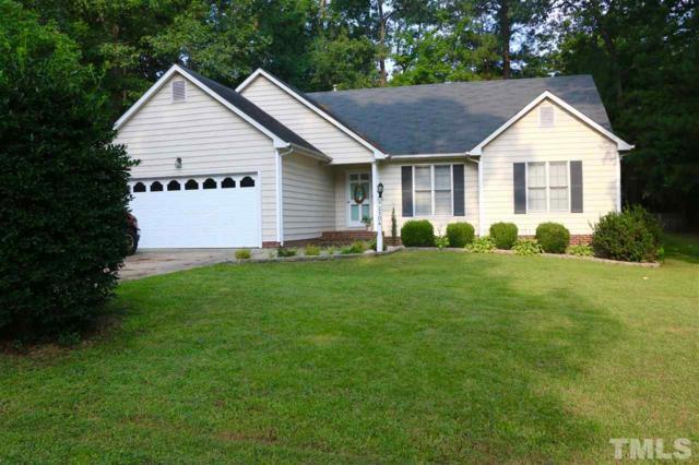 2104 Beachwood Drive, Sanford, NC 27330 (#2186201) :: Raleigh Cary Realty