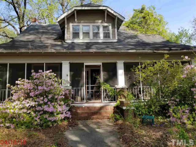 710 Colonial Street, Durham, NC 27701 (#2186205) :: Marti Hampton Team - Re/Max One Realty