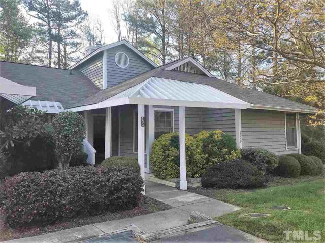 100 Cherrywood Circle #100, Chapel Hill, NC 27514 (#2186212) :: Rachel Kendall Team, LLC