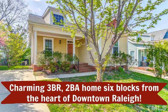 111 Seawell Avenue, Raleigh, NC 27601 (#2186231) :: Marti Hampton Team - Re/Max One Realty