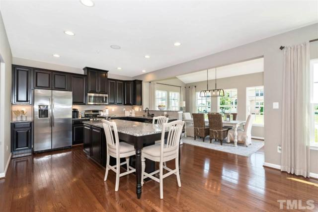 3501 Regent Pines Drive, New Hill, NC 27562 (#2186236) :: The Abshure Realty Group