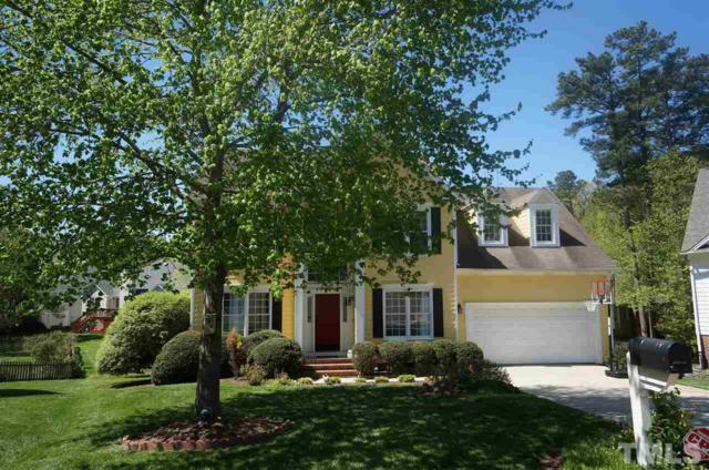 5321 Easthorpe Drive, Raleigh, NC 27613 (#2186261) :: The Jim Allen Group