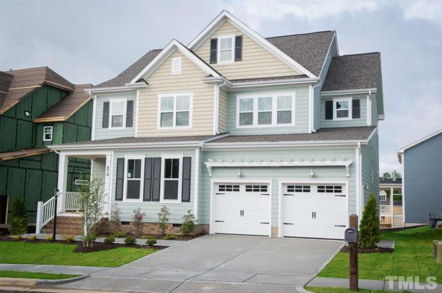 625 Competition Drive #307, Wake Forest, NC 27603 (#2186303) :: Rachel Kendall Team, LLC