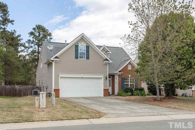 406 Treybrooke Drive, Morrisville, NC 27560 (#2186309) :: The Abshure Realty Group